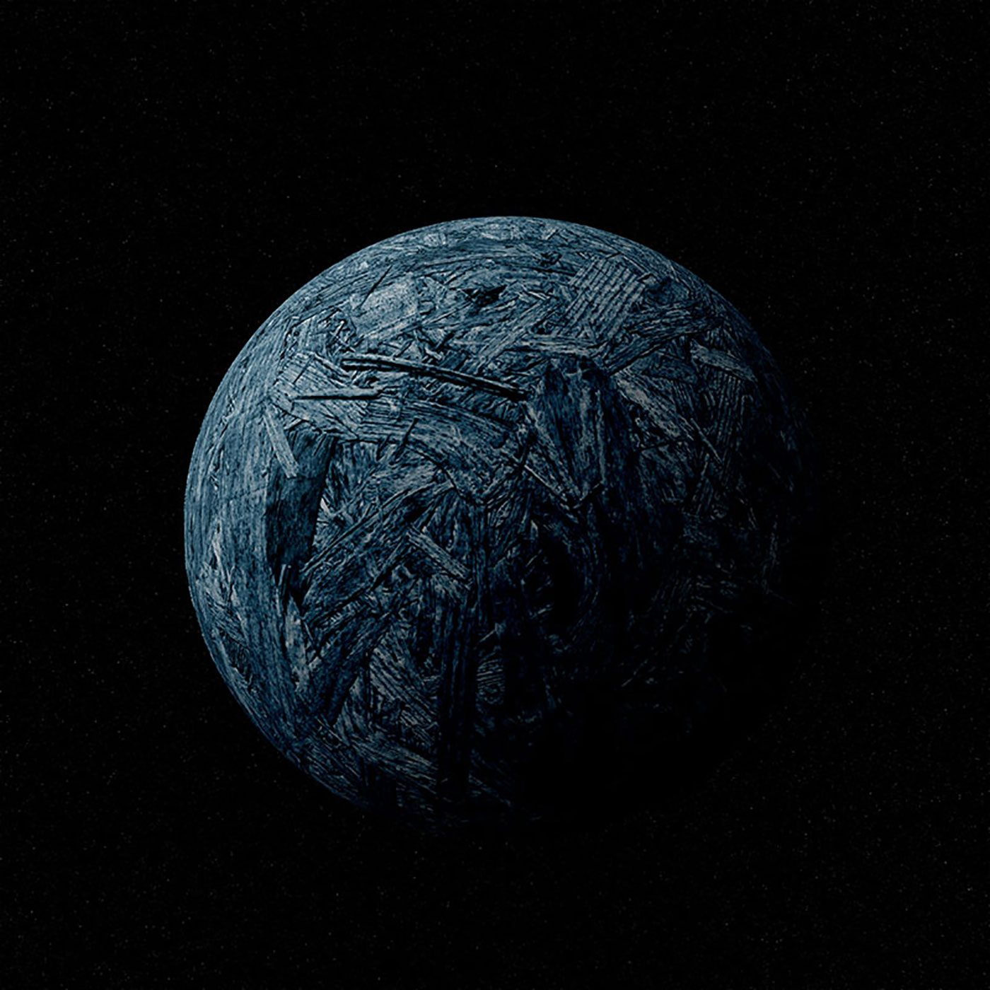 Nanoformed planet